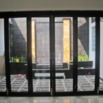 Partisi Sliding Aluminium Glass 1